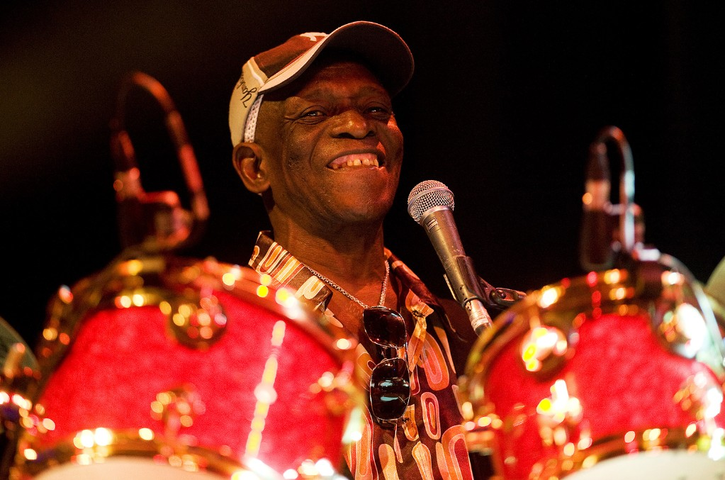 Tributes As Legendary Drummer, Tony Allen, Dies At 79